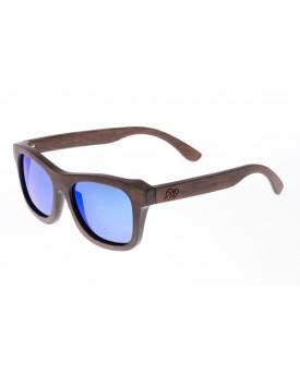 Дървени слънчеви очила Retro 3
