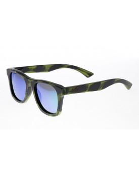 Дървени слънчеви очила Retro 6