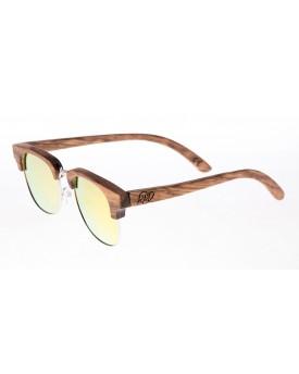 Дървени слънчеви очила Retro 9