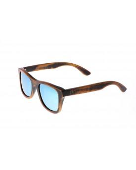 Дървени слънчеви очила Retro 11