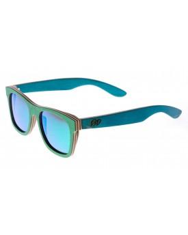 Дървени слънчеви очила Skateboard Wood 47