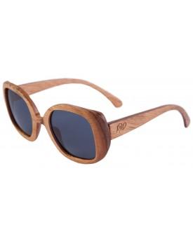 Дървени слънчеви очила Retro 77
