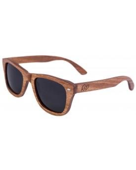 Дървени слънчеви очила Zebra 79
