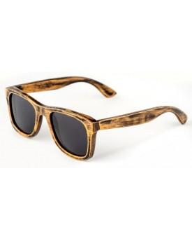 Дървени слънчеви очила Retro 1