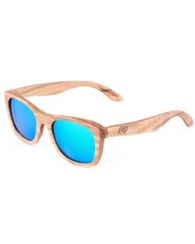 Дървени слънчеви очила Zebra 53