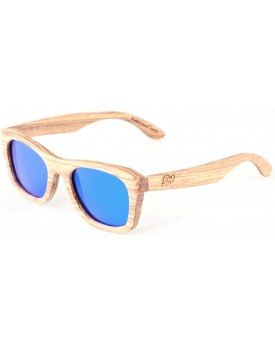 Дървени слънчеви очила Zebra 56
