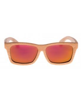 Дървени слънчеви очила Zebra 59