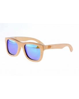 Дървени слънчеви очила Retro 5