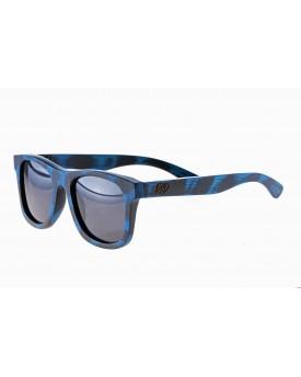 Дървени слънчеви очила Retro 7