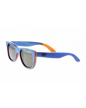 Дървени слънчеви очила Skateboard Wood 45